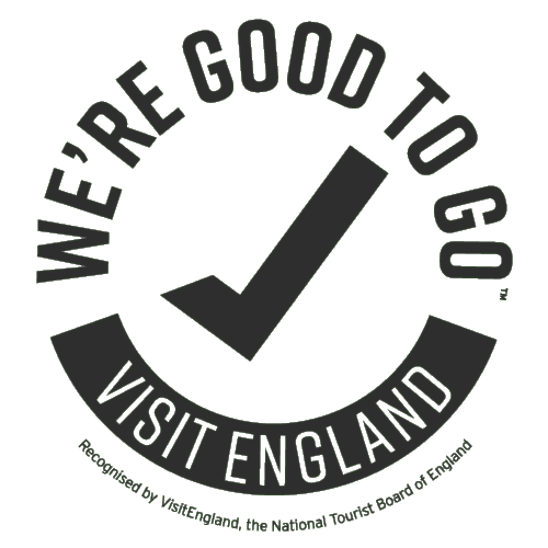 Visit England badge